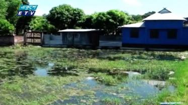 ২১ বছরেও উন্নয়নের ছোঁয়া লাগেনি নগরকান্দা পৌরসভায়