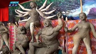 খুলনায় ১৩৬টি মন্ডপে হবে শারদীয় দুর্গোৎসব