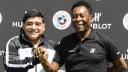 আমরা স্বর্গে একসঙ্গে ফুটবল খেলবো : পেলে