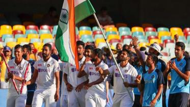 ইতিহাস গড়ে টেস্ট জয় ভারতের