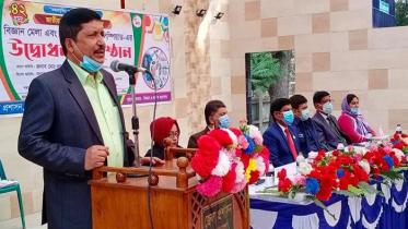 চুয়াডাঙ্গায় ৪২তম জাতীয় বিজ্ঞান ও প্রযুক্তি সপ্তাহ শুরু