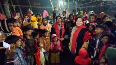 ভালোবাসায় সিক্ত বান্দরবানের রাজকন্যা