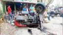 চুয়াডাঙ্গায় ট্রাক্টরের চাকার নিচে পড়ে চালক নিহত