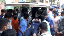 বাস চাপায় ২১ পুলিশ আহত, ৭ জনকে ঢাকায় প্রেরণ