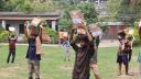 সুবিধাবঞ্চিত শিশুদের সমতট স্কাউটের ঈদ উপহার বিতরণ