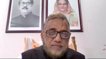 জলবায়ু দুর্যোগ মোকাবিলায় নিরলসভাবে কাজ করছে সরকার: পরিবেশমন্ত্রী