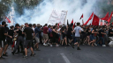 গ্রিসে 'বিক্ষোভ বিরোধী' আইনের বিরুদ্ধে প্রবল বিক্ষোভ