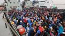 ভাসানচর পৌঁছাল আরও ২২৬০ রোহিঙ্গা