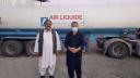 অক্সিজেন নিয়ে আফগানিস্তানের পাশে ইরান