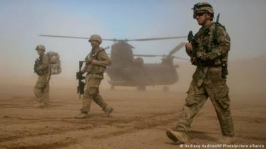 ন্যাটোও আফগানিস্তান থেকে সেনা সরাবে