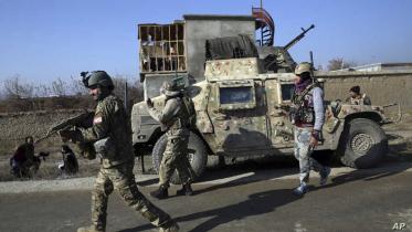আফগানিস্তানে দু'পক্ষের লড়াইয়ে ২৬ জন নিহত