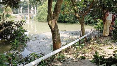 শার্শায় অবৈধ বালু উত্তোলন, বাঁধা দেয়ায় প্রাণনাশের হুমকি