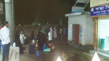ভারতে জেলখেটে দেশে ফিরলেন তাবলিগ জামাতের ১৭ সদস্য