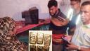 চুয়াডাঙ্গায় স্বর্ণের বার উদ্ধার, নারী আটক