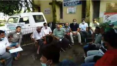 হিলি বন্দর গতিশীল করতে ভারত-বাংলাদেশের ব্যবসায়ীদের বৈঠক