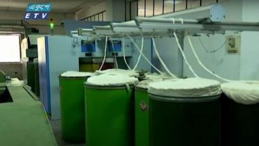 পাট দিয়ে তৈরি হচ্ছে পাঞ্জাবি জিন্স স্যুটের কাপড়ও (ভিডিও)