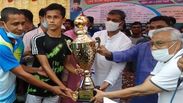 শেখ রাসেল অনূর্ধ্ব-১৫ ফুটবলে গাবতলা চ্যাম্পিয়ন