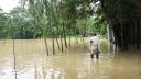 টানা বর্ষণে মিরসরাইয়ে শতাধিক পরিবার পানিবন্দি