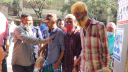 মসজিদে বিস্ফোরণ: বিদ্যুৎ মিস্ত্রি মোবারক ২ দিনের রিমাণ্ডে