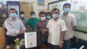 শ্রীমঙ্গল ৫০ শয্যা হাসপাতালে কন্সেন্ট্রেটর মেশিন প্রদান