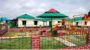 আত্রাইয়ের আশ্রয়ণ প্রকল্পে শিশুদের বিনোদনে শিশুপার্ক