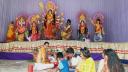 নওগাঁয় শারদীয় দুর্গোৎসব উপলক্ষে সরকারি চাল বিতরণ