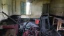 লক্ষণহাটী স্কুলের কম্পিউটার ল্যাব আগুনে পুড়েছে ছাই