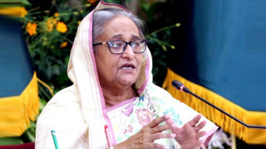 শেখ হাসিনা- বজ্র কঠিন অথচ কত কোমল