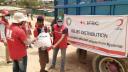 শরণার্থী সেবায় নিয়োজিত বাংলাদেশ রেড ক্রিসেন্ট সোসাইটি