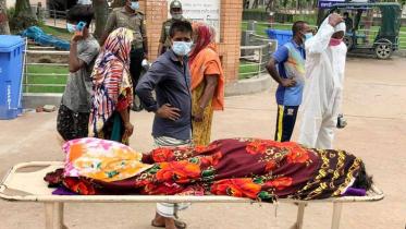 রাজশাহীতে করোনায় আরও ১০ জনের মৃত্যু