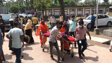 রাজশাহীতে করোনায় আরও ৬ জনের মৃত্যু
