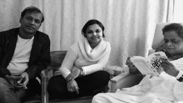 অবশেষে প্রকাশক মাজহারের সঙ্গে প্রেমের খবর প্রকাশ করলেন শাওন