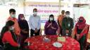 সোহাগপুর বিধবাপল্লীতে স্মৃতিসৌধের ভিত্তিপ্রস্তর স্থাপন