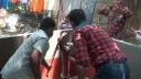 সুনামগঞ্জে রহস্যজনক আগুন, ঘটনাস্থল পরিদর্শন করল বাপেক্স