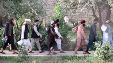 কাতারে আজ তালেবান-আফগান বৈঠক