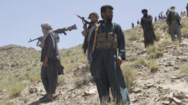 আফগানিস্তানে বিমান হামলায় ১২ জঙ্গি নিহত