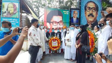 টাঙ্গাইলে শেখ কামালের জন্মদিন পালিত