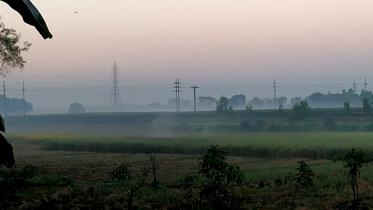 ঠাকুরগাঁওয়ে হেমন্তেই জেঁকে বসেছে শীত