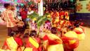 ঠাকুরগাঁওয়ে ওঁরাও সম্প্রদায়ের কারাম পূজা শুরু