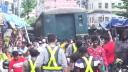 ঢাকা-নারায়ণগঞ্জ রুটে বগি লাইনচ্যুত, ট্রেন চলাচল বন্ধ