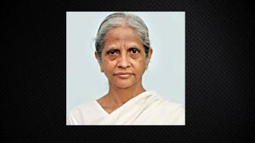 শ্রদ্ধাঞ্জলি সাংবাদিক বেবী মওদুদ