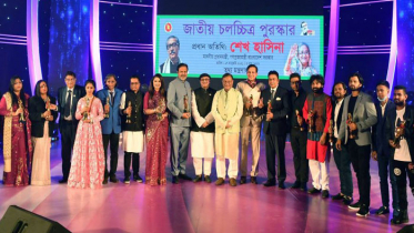 'চলচ্চিত্র শিল্পে প্রাণ সঞ্চার করছেন প্রধানমন্ত্রী শেখ হাসিনা'