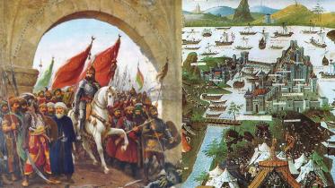 কনস্টান্টিনোপল বিজয় ও বাইজেন্টাইন সাম্রাজ্যের পতন