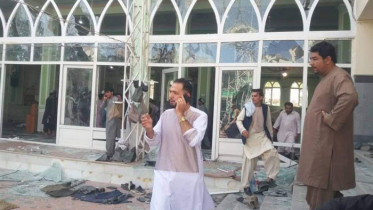 আফগানিস্তানে মসজিদে বিস্ফোরণ, বহু হতাহত