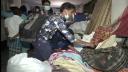 শিক্ষার্থীদের সনদ ও জিনিসপত্র ছুড়ে ফেললেন বাড়িওয়ালা