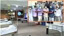 ভাটিয়ারীতে ৩০ শয্যার আইসোলেশন সেন্টারের উদ্বোধন