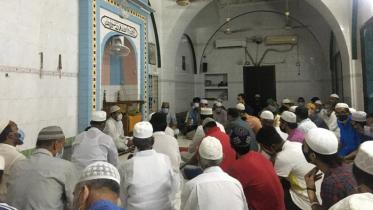 মুক্তিযোদ্ধা গাজী ফজলুর রহমানের মৃত্যুবার্ষিকীতে দোয়া অনুষ্ঠিত
