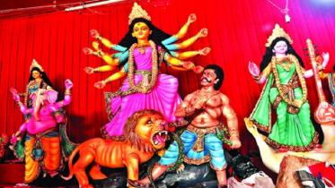 আজ দেবী দুর্গার বোধন
