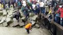 ভোলার ফেরিঘাটে ধাক্কাধাক্কিতে ৩ যাত্রী নদীতে
