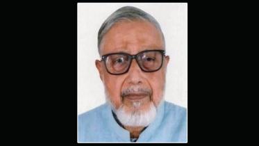 মারা গেছেন বিএনপির সাবেক মন্ত্রী গিয়াস উদ্দিন